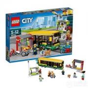 LEGO 乐高 60154 城市系列 公交车站