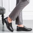 意尔康 男士一脚蹬皮鞋129元包邮