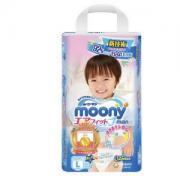 MOONY moony 婴儿拉拉裤 L44片