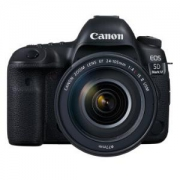 Canon 佳能 EOS 5D Mark IV 全画幅 单反套机(EF 24-105mm f/4L IS II USM)
