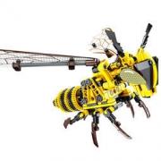 SEMBO BLOCK 森宝积木 昆虫系列 大黄蜂 32元包邮(需用券)