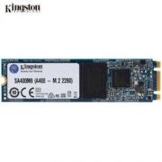 25日0点:Kingston 金士顿 A400系列 240GB M.2 SSD固态硬盘 239元包邮