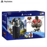 Sony 索尼 PlayStation 4 Pro 1TB 大作贺岁套装2799元包邮
