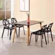 TIMI 天米 伊姆斯餐桌椅 一桌四椅 1.2米餐桌 4把椅子798元包邮