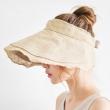 Lesanlover 理想恋人 LL28J038 女士可折叠遮阳帽 18.9元包邮(需用券)¥19