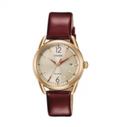 CITIZEN 西铁城 光动能 FE6083-05P 女士时装手表 69.99美元约¥469(需用码)