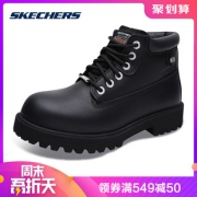 Skechers斯凯奇男鞋休闲鞋 工装短靴休闲运动鞋 4442 379元