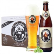 Franziskaner 范佳乐 教士 小麦啤酒 500ml*20瓶
