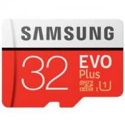 SAMSUNG 三星 EVO PLUS MicroSD存储卡 TF卡 32GB