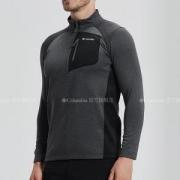 Columbia 哥伦比亚 AE1163 男款舒适立领抓绒衣低至220元(用券)