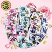 旗舰店出品,徐福记 小叭叭奶浓球糖 450g16.8元包邮(双重优惠)