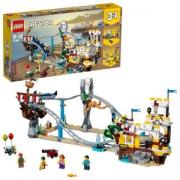 LEGO 乐高 Creator 创意百变系列 31084 海盗过山车 £57.99