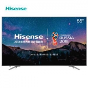 Hisense 海信 LED55EC750US 55英寸 4K 液晶电视2499元包邮