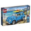 LEGO 乐高 创意系列 10252 大众甲壳虫汽车604.24元包邮,赠情人节小蜜蜂方头仔