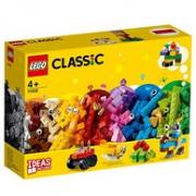 Prime会员、历史低价: LEGO乐高 Classic经典创意系列 11002 基础积木套装