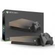Microsoft 微软 Xbox One X 1TB 家庭娱乐游戏机 渐变金限量版3699元包邮