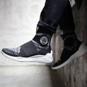 MCQ Alexander McQueen Hikaru 男士连袜高帮运动鞋
