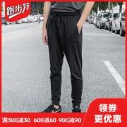 Nike 男子梭织跑步长裤 AA1998 黑 下单价369