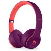限地区,Beats Solo3 Wireless 头戴式耳机 紫色