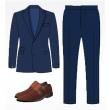 男士正装怎么搭配皮鞋?西装和皮鞋的颜色怎么配?