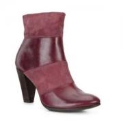ECCO 爱步 型塑75 Modern 女士拼接粗跟短靴 2.9折$55.99