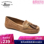 G.H. Bass GW7SL007 女士休闲鞋 *2件 352.4元包邮¥219