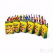Crayola 绘儿乐 可水洗蜡笔 24支*6盒 Prime会员凑单免费直邮含税到手83.56元