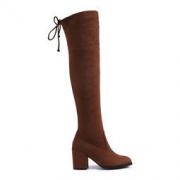 DK Sheepskin UGG DK341 女士过膝长靴 509元包邮(需用券)509元包邮(需用券)