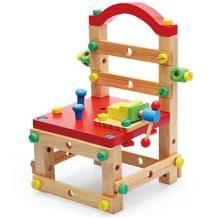 ORANGE ELEPHANT 橙象 鲁班工具椅玩具