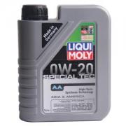 LIQUI MOLY 力魔 特技AA全合成机油 0W-20 SN 1L