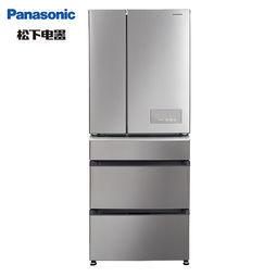 Panasonic 松下 NR-E531TG-S 多门冰箱 455升 6690元包邮(立减)