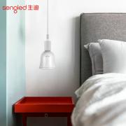 墨尔本设计金奖 Sengled 智能音乐吊灯 JBL扬声器 app自由调光¥149