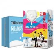 奥地利进口,Lacheer 兰雀 常温酸奶 200g*24盒*3箱+凑单品 119.17元包邮39.72元/箱