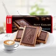 LU 露依 牛奶巧克力饼干 150g