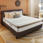 Sleemon 喜临门 年华 德国进口3D芯材邦尼尔弹簧床垫 1.5~1.8M