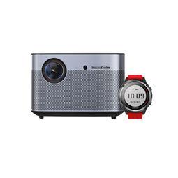 XGIMI 极米 H2 投影仪 3999元包邮(需用券,送咕咚运动手表)