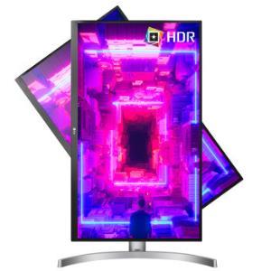 LG 27UL850 27英寸IPS显示器(4K HDR400 sRGB 99% Type-C)