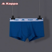 Kappa 背靠背 KP8K12 男士莫代尔内裤*2条 ¥49包邮24.9元/条(双重优惠,拍2件)