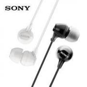 索尼 MDR-EX15LP 入门便携重低音质耳机
