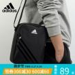 Adidas 单肩斜挎包 下单只要89¥84