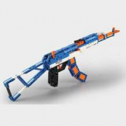 双鹰 绝地求生系列 积木拼装型 AK47冲锋枪108元包邮(券后)