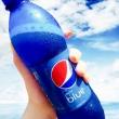 网红可乐,印尼进口 Pepsi 蓝色百事可乐450ml*5瓶19.9元包邮
