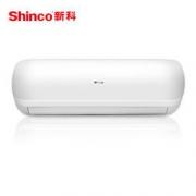Shinco 新科 KFRd-35GW/BpTD+1d 1.5匹 变频 壁挂式空调 2298元包邮2298元包邮