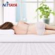 Nittaya 泰国天然乳胶床垫 5公分 1.5~1.8米 送2个雪花枕秒杀1799元包邮(双重优惠)