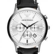 EMPORIO ARMANI 阿玛尼 AR2432 男士时装腕表
