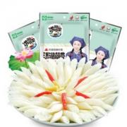 国家地理标志保护产品,洪湖农家 泡椒酸辣藕带400g*3袋
