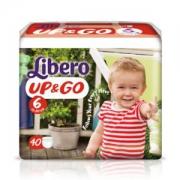 Libero 丽贝乐 婴儿活力裤 XL40片 *2件
