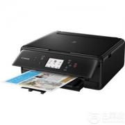 Canon 佳能 ts6180打印机复印一体机 送照片纸40张新低799元包邮