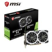 MSI 微星 GTX 1660Ti VENTUS XS C 6GB OC 显卡 2099元包邮(满减)2099元包邮(满减)