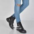 限38码,Geox 健乐士 Asheely NP 女士真皮ABX防水工装靴 Prime会员免费直邮含税到手新低328元